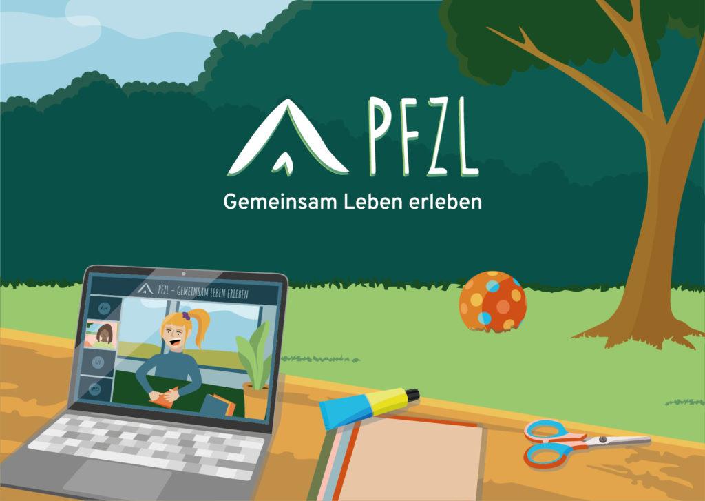 PfZl goes digital